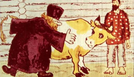Миф о набожном русском народе