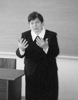 Зульфия Тажуризина
