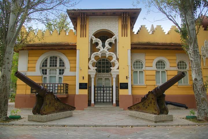 Отдел истории религии и атеизма Евпаторийского краеведческого музея