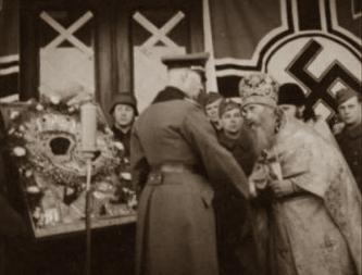 Союз религии и фашизма