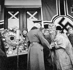 Фашисты и религия