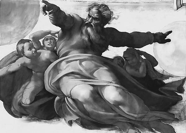Христианская мораль и морально-этический образ бога Яхве