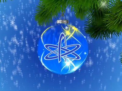 Поздравление с Новым годом от Деда Мороза-атеиста