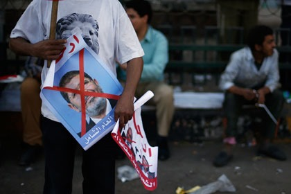 Антиклерикальная революция в Египте