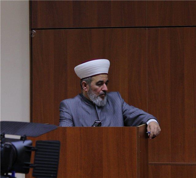 Диспут «Ислам в современном мире»