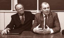Е.К. Дулуман и С.В. Иванев