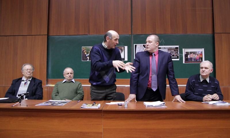 Атеисты в Киеве обсуждали, как бороться с клерикализмом