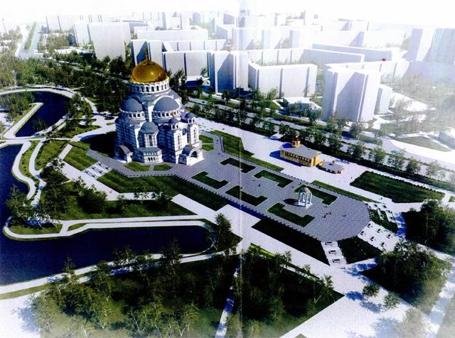 Жителям Петербурга удалось отвоевать у РПЦ парк
