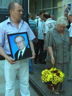 Ушел великий сын украинского народа