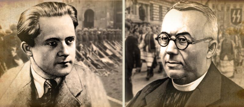 В Киеве улицу советского писателя-атеиста Я. Галана планируют переименовать в сторонника Гитлера – священнослужителя А. Волошин
