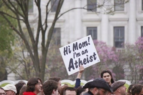 Я атеист