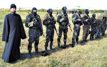 На Украине возрождают каппеланскую службу