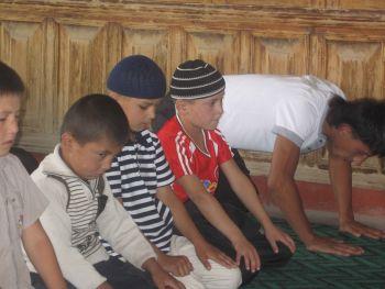 Религиозная политика в Таджикистане