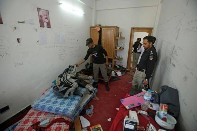 В Пакистане за «богохульство» убит студент-коммунист