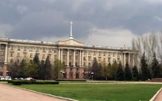 Площадь Ленина в Николаеве